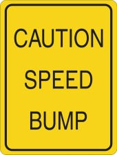 caution-speed-bump
