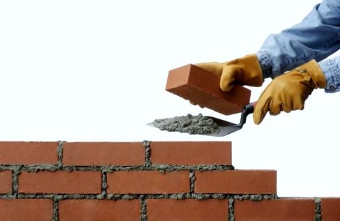 Brick Wall Build
